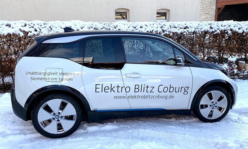 Elektromobilität mit BMWi3 neues Modell
