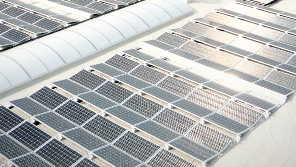 Elektro Solar Gewerbe